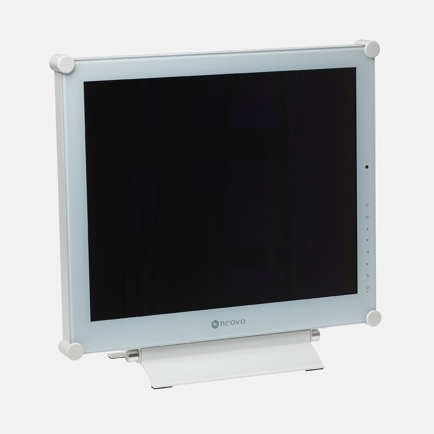 Flatscreen monitor,  19″