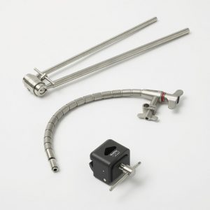 FlexArm PLus System, long rech post, QC Hex F, Uni Single
