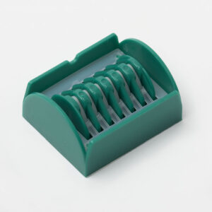 Hans Clip, grøn, 3-10mm, str. ML